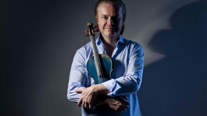 Pavel Sporcl - violin